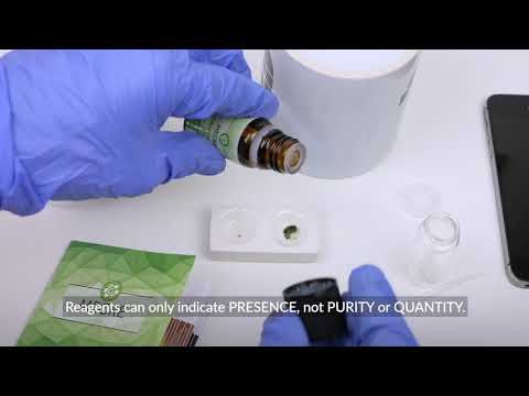 How to use Mecke reagent test? [BASICS]